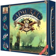 Військово-стратегічна настільна ігрова система «Адмірал»