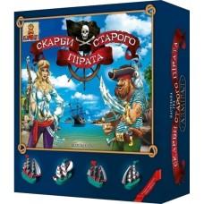 Настiльна гра «Скарби старого пірата»