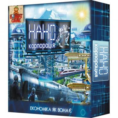 Экономическая бизнес-игра «НАНО Корпорация»