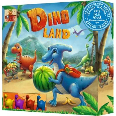 Настільна гра «Dino LAND»