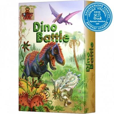 """Логічна гра """"Dino BATTLE"""""""
